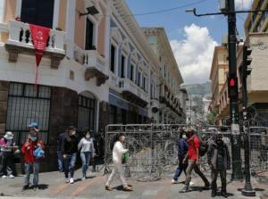 Ecuador se prepara para una jornada de protestas sociales en rechazo a la situación económica