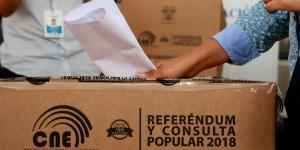 Consejo Nacional Electoral de Ecuador ultima medidas para evitar dudas de transparencia