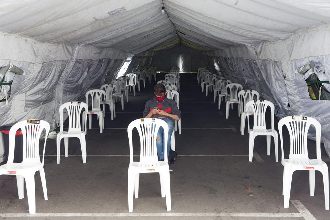 Quito, con 1.048 nuevos casos, empuja el contagio de covid-19 en Ecuador