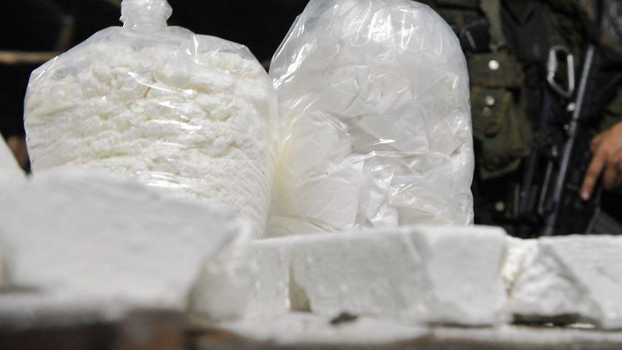 Pierde USD 47 000 en cocaína y llama a la Policía para encontrarla