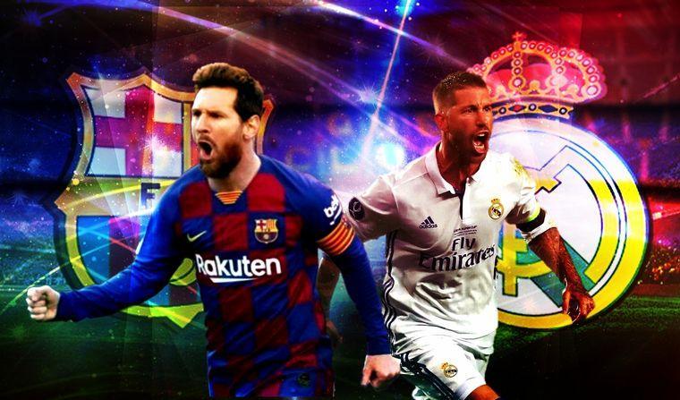 Barcelona y Real Madrid se miden en el estadio del cuadro catalán