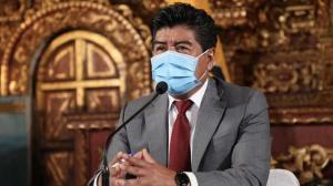 El alcalde de Quito da positivo para coronavirus y se aisla por diez días