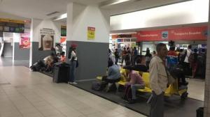 Terminal Terrestre de Guayaquil ya opera hacia todo el país