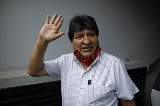 La Justicia de Bolivia anula la orden de arresto contra Evo Morales