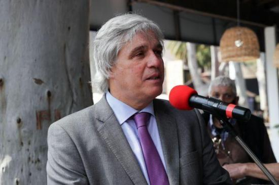 El nuevo embajador de Uruguay en Ecuador da positivo por covid-19