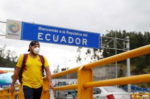 Ecuador suma 543 casos en un día y llega a 162.178 contagios por covid-19