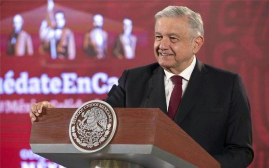 López Obrador medita ir a la ONU para recuperar piezas históricas de México