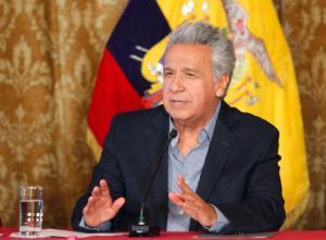 Moreno valora ayuda de la Fuerza Aérea en la pandemia al marcar su centenario