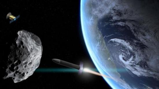 Nuevos datos confirman posible impacto del asteroide Apophis en 2068