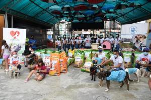 Se desarrolló festival de donaciones y adopciones en Santo Domingo