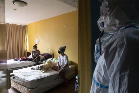 Hospitales de Venezuela están sin pruebas para covid-19, según la oposición