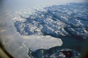El mapa de Groenlandia está cambiando por el veloz deshielo