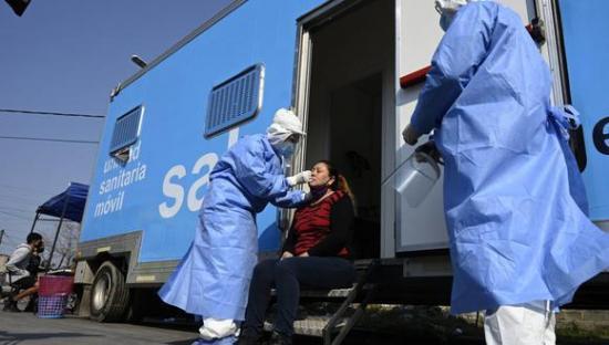 Argentina supera las 30.000 muertes por covid-19