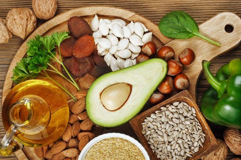 Consumo de alimentos con vitaminas A, E y D alivian los males respiratorios