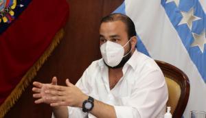 Gobernador del Guayas dio positivo para COVID-19