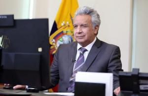 Moreno: ''El próximo Gobierno encontrará condiciones adecuadas'' en Ecuador