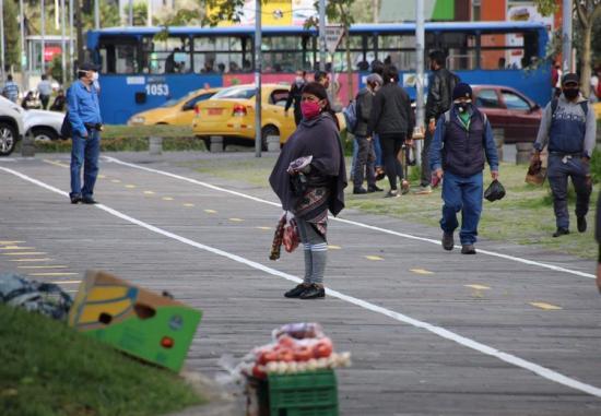 La pandemia en Ecuador, una amenaza mayor para la mujer