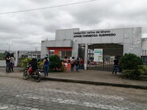 En La Concordia se socializa el Plan de continuidad educativa