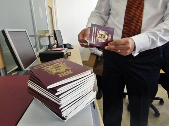 Registro Civil amplían la jornada para la entrega de pasaporte