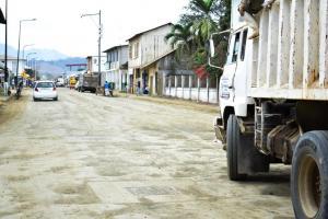 Hoy habitantes de Jama marchan por el arreglo de las vías