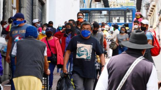 Ecuador notifica 168.192 casos acumulados de covid y 12.670 fallecimientos