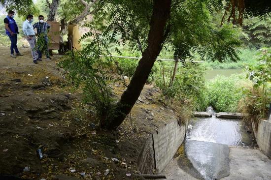 Más de 1.800 guías clandestinas contaminan el río Portoviejo