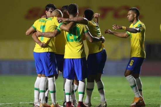 Firmino rompe resistencia de Venezuela y mantiene a Brasil en el 100 % | El  Diario Ecuador