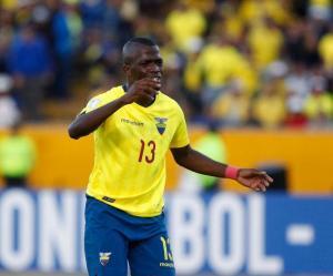 Enner Valencia, delantero convocado en el seleccionado de Ecuador, dio positivo para Covid-19