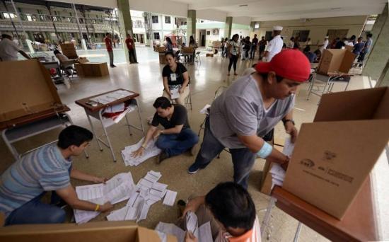CNE comienza a capacitar a los miembros de las Juntas Receptoras del Voto