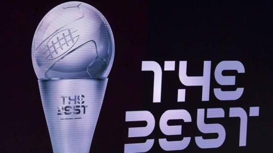 Los premios 'The Best' se celebrarán el 17 de diciembre de manera virtual