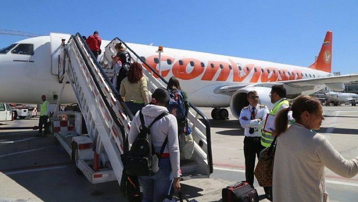 Unos 170 venezolanos regresan desde Ecuador en el plan ''Vuelta a la Patria''
