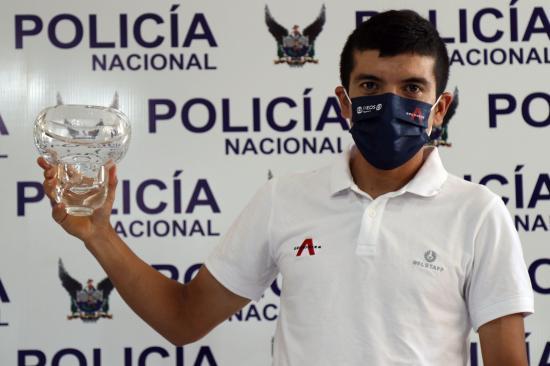La Vuelta a Ecuador genera espectación con ilustres Carapaz y Núñez
