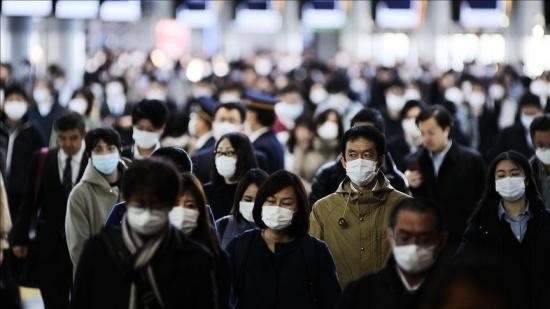 Japón marca un nuevo récord diario de contagios con 2.586 nuevos casos