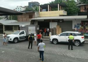 Asesinan a un hombre delante de sus hijas en El Carmen