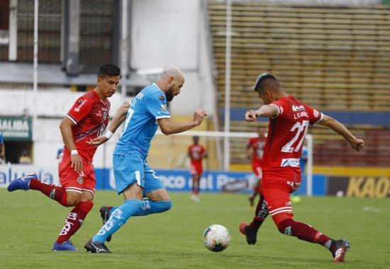 Universidad Católica y Mushuc Runa empatan 1-1