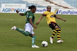 EN JUEGO: Orense y Barcelona van empatando 0-0