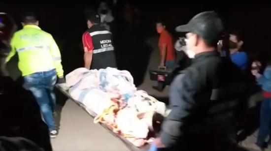 Detienen a la mamá de adolescente asesinada en Manta