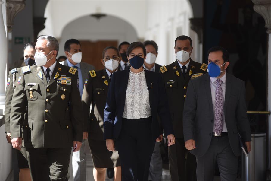 Inicia el juicio político contra ministra María Paula Romo por disturbios de 2019