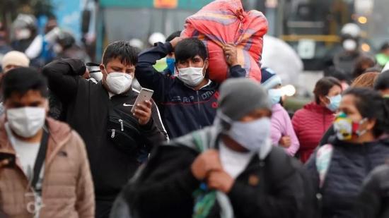 Más de tres millones de personas en Lima ya tuvo covid-19, según ministra