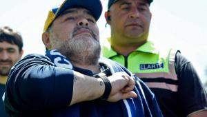 El fútbol argentino decreta siete días de luto por la muerte de Maradona