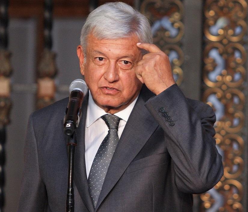 El presidente de México atribuye los feminicidios a la 'pérdida de valores'