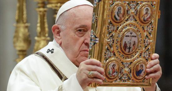 El papa dice que el 'problema del aborto' es un asunto de 'ética humana'