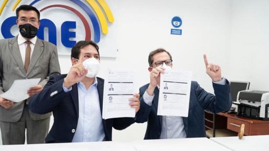 Binomio correísta acude a la ONU por inscripción de su candidatura en Ecuador