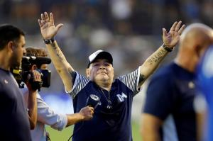 Muere la estrella del fútbol Diego Armando Maradona