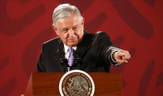 López Obrador: los mexicanos actuarán responsablemente con la marihuana legal