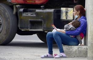 Cuatro mil 'chamos' se han censado en Portoviejo, en 6 días