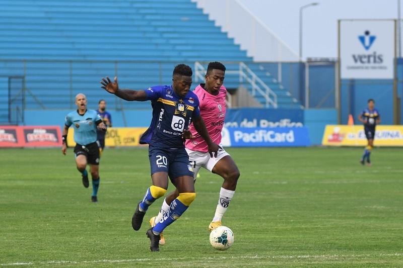 Delfín vence 1-0 a Independiente del Valle