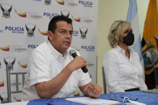 Policía Nacional refuerza seguridad por auge de delincuencia en Guayaquil