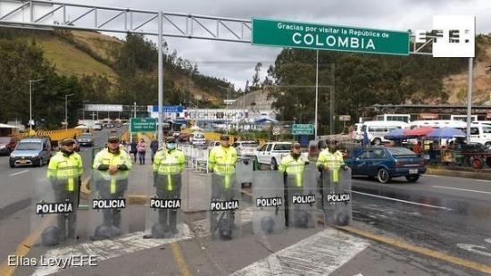 Colombia extiende el cierre de fronteras terrestres hasta el 16 de enero de 2021
