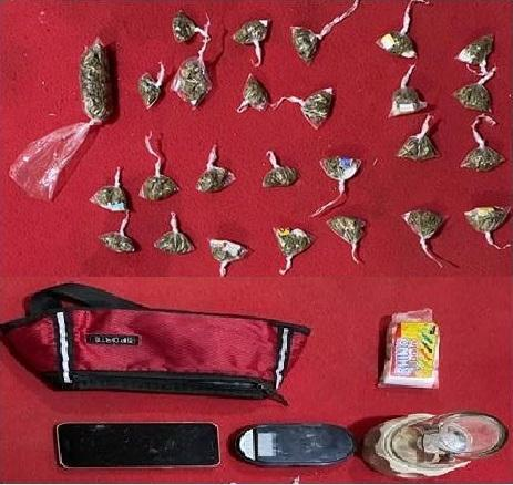 PORTOVIEJO: Investigan a una mujer por tenencia de droga en Colón